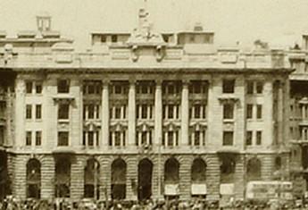上海怡和洋行大楼修缮前现状