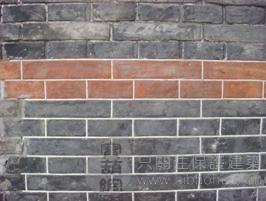 摩西会堂主楼清水砖墙修复