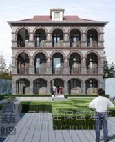 历史保护建筑修缮-外墙2