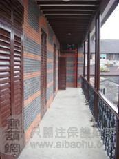 历史保护建筑修缮-长廊1