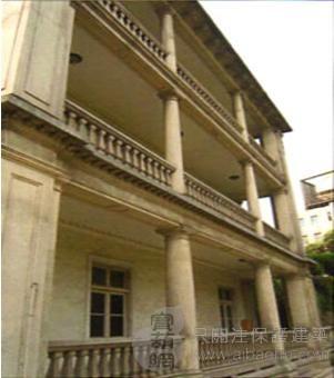 历史保护建筑修缮-柱式4