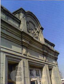 历史保护建筑修缮-屋顶山墙2