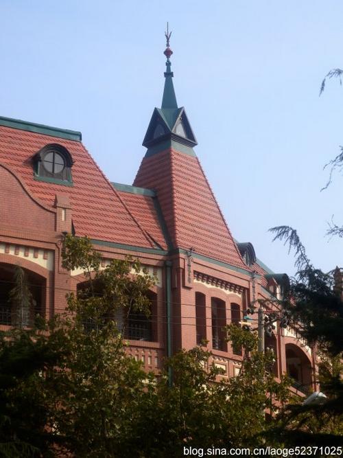 青岛街头的各式楼屋5