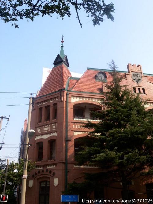 青岛街头的各式楼屋8
