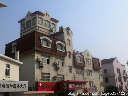 青岛街头的各式楼屋6