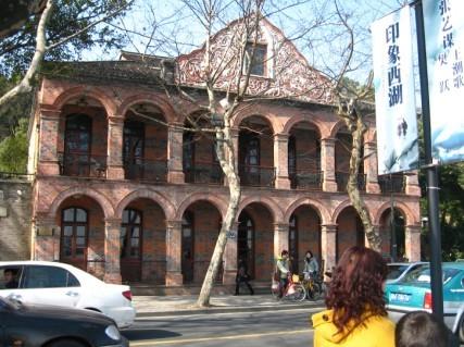 杭州复古建筑6