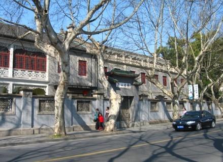 杭州复古建筑2
