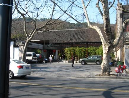 杭州复古建筑1