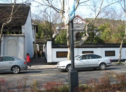 杭州复古建筑4
