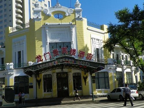 哈尔滨图片欧式建筑5