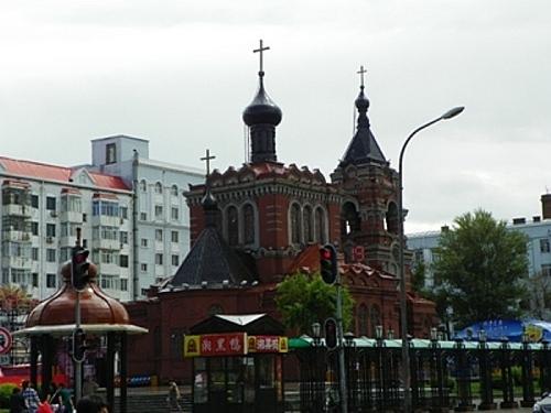 哈尔滨图片欧式建筑4