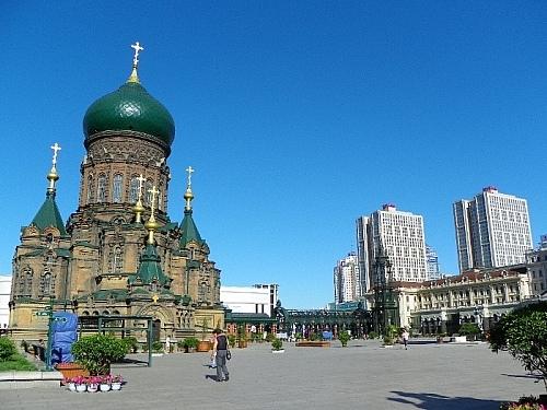 哈尔滨图片欧式建筑8