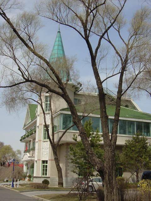 哈尔滨的欧式建筑风格:浪漫主义6