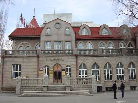 哈尔滨的欧式建筑风格:浪漫主义9