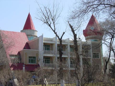 哈尔滨的欧式建筑风格:浪漫主义2
