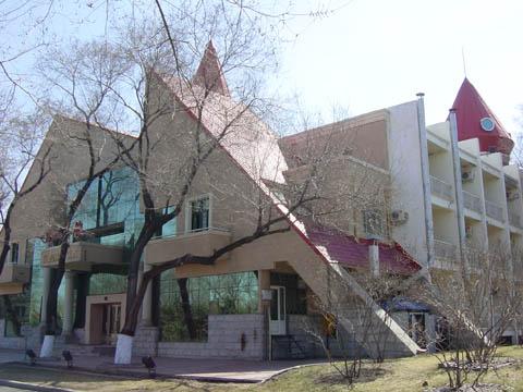 哈尔滨的欧式建筑风格:浪漫主义8
