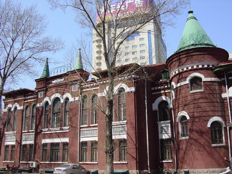 哈尔滨的欧式建筑风格:浪漫主义13