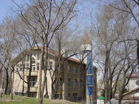 哈尔滨的欧式建筑风格:浪漫主义17