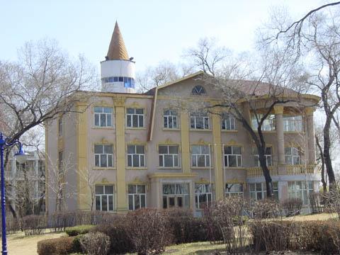 哈尔滨的欧式建筑风格:浪漫主义15