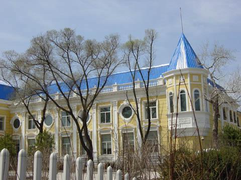 哈尔滨的欧式建筑风格:浪漫主义14