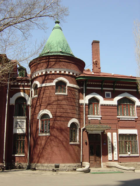 哈尔滨的欧式建筑风格:浪漫主义16