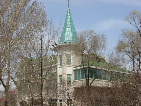 哈尔滨的欧式建筑风格:浪漫主义21