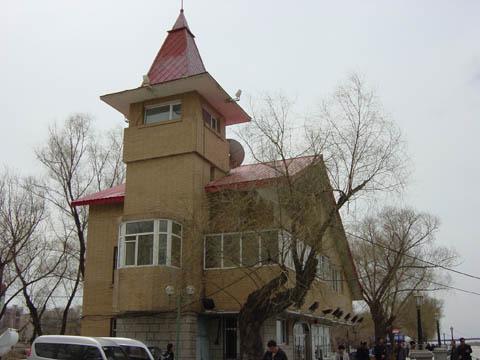 哈尔滨的欧式建筑风格:浪漫主义20