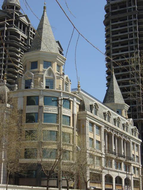 哈尔滨的欧式建筑风格:浪漫主义27