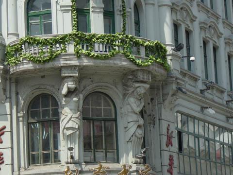 哈尔滨的欧式建筑风格:折衷主义3