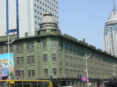 哈尔滨的欧式建筑风格:折衷主义7