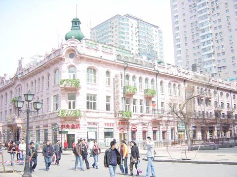 哈尔滨的欧式建筑风格:折衷主义11