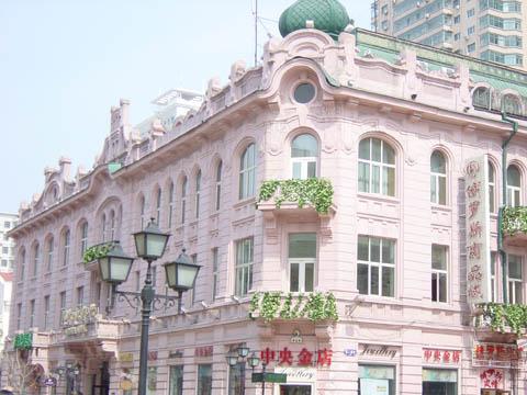 哈尔滨的欧式建筑风格:折衷主义12