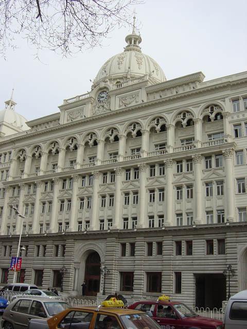 哈尔滨的欧式建筑风格:折衷主义15