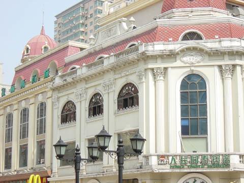 哈尔滨的欧式建筑风格:折衷主义10