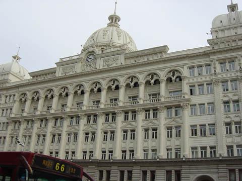 哈尔滨的欧式建筑风格:折衷主义24
