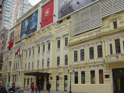 哈尔滨的欧式建筑风格:折衷主义36