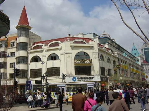 哈尔滨的欧式建筑风格:折衷主义42
