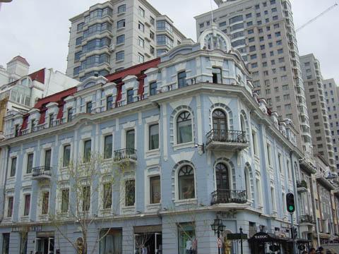 哈尔滨的欧式建筑风格:折衷主义43