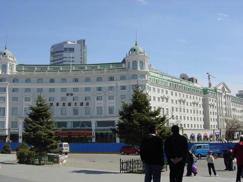 哈尔滨的欧式建筑风格:折衷主义51