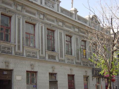 哈尔滨的欧式建筑风格:中华巴洛克18