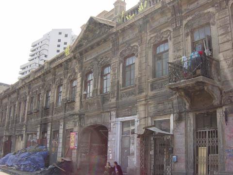 哈尔滨的欧式建筑风格:中华巴洛克23