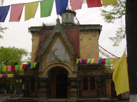 哈尔滨的欧式建筑风格:教堂建筑15