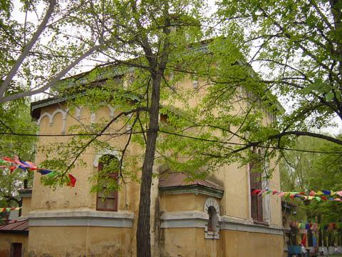 哈尔滨的欧式建筑风格:教堂建筑16