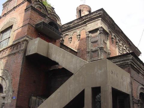 哈尔滨的欧式建筑风格:教堂建筑19