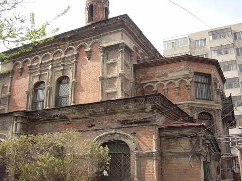 哈尔滨的欧式建筑风格:教堂建筑18