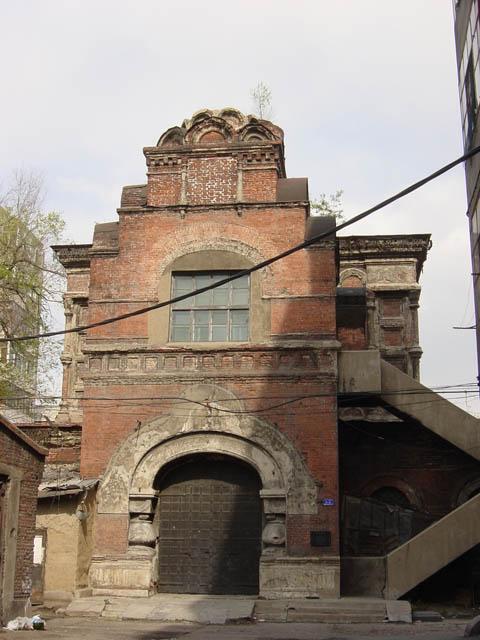 哈尔滨的欧式建筑风格:教堂建筑17
