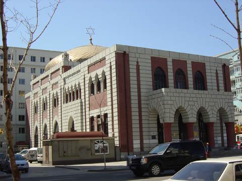 哈尔滨的欧式建筑风格:教堂建筑33