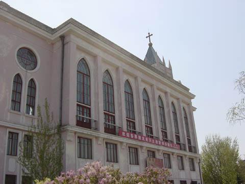 哈尔滨的欧式建筑风格:教堂建筑29