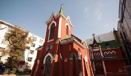 哈尔滨的欧式建筑风格:教堂建筑39
