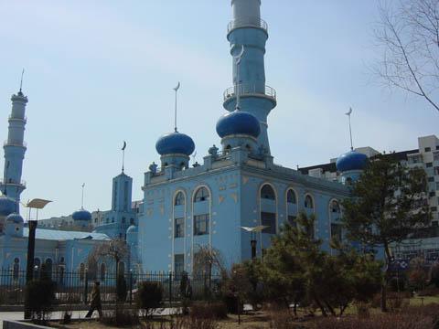 哈尔滨的欧式建筑风格:教堂建筑38